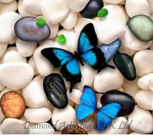 Butterfly Stones Image