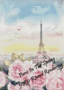 Paris Round Rendering