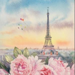 Paris In The Spring Image