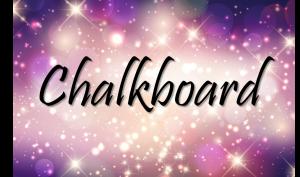 Chalkboards Title