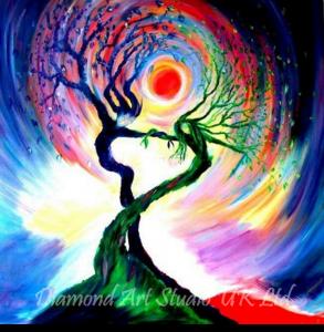 Tree Vortex Image