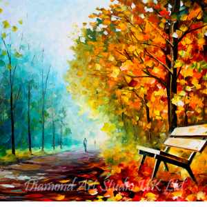 Resting Bench Image