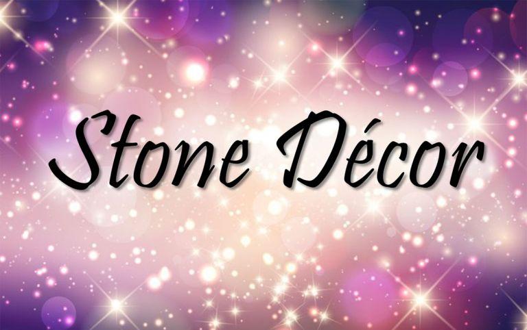 Stone Decor Title