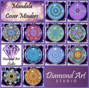 Mandala Cover Minders