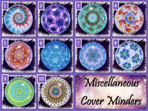 Misc Cover Minders
