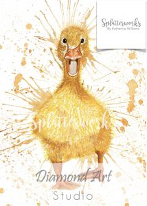Excited Duckling Image