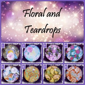 Floral Cover Minders