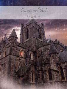 Stormy Cathedral Image
