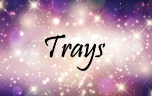Tray Title