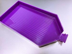 Purple tray 2