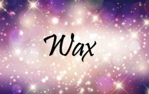 Wax Title