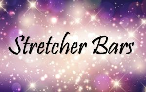 Stretcher Bar Title